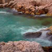 Берег Средиземного моря :: Александр Димитров
