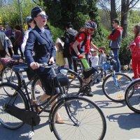 Ретропарад велосипедов :: Ростислав