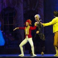 "Сцена из балета ""Щелкунчик"" :: Владимир Максимов"