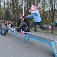 """""""Еще прыжок...."""" :: Дмитрий Иншин"""