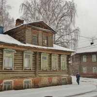 Старые дворы 19 :: Святец Вячеслав