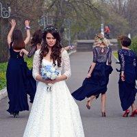 У меня уже другие мысли, девки... :: Александр Бойко