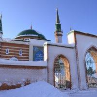 Ноябрьск. Мечеть. :: Лариса Красноперова
