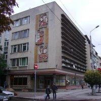 Дом  художника  в  Ивано - Франковске :: Андрей  Васильевич Коляскин