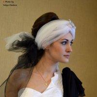 проект «Свадебный стилист» при Авторской имидж-студии Юлии Масловой :: Юлия Маслова