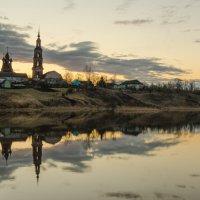 Рассвет в Ярославской области :: Елена Решетникова