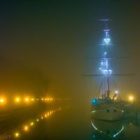 Туман, туман... :: Леонид Соболев