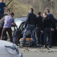 Страшная Авария :: Василий Либко
