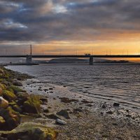 Новый мост через Кольский залив. :: kolin marsh