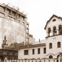 Старое и новое :: Вера Моисеева