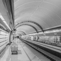 """серия """"метро в ч\\б"""" :: Даниил pri (DAROF@P) pri"""