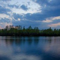 Вечер на Днепре :: Ксения Довгопол