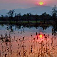 закат 29 апреля :: Tatyana Belova