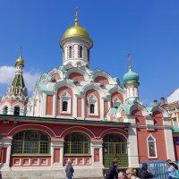Казанский собор на Никольской улице г.Москва :: Валерий Судачок