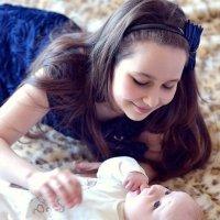 Старшая сестрёнка :: Наталья Афонина