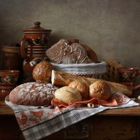 Хлебы самарские :: Татьяна Карачкова