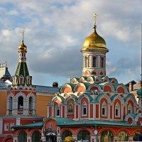 Москва перед праздником :: Александр Яковлев