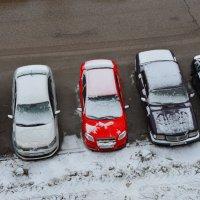 Последний снег :: Борис Гуревич