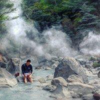 горячая речка :: Slava Hamamoto