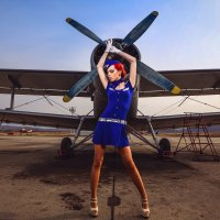 Летный фотосет :: Александр Халаев