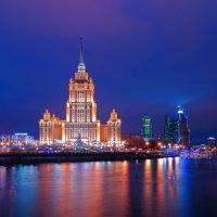 Вечерняя Москва :: Alex