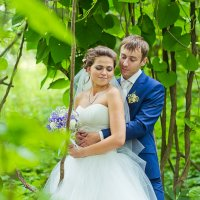 Летняя свадьба :: Marusya Горькова