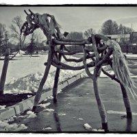 конь бледный :: Дмитрий Анцыферов
