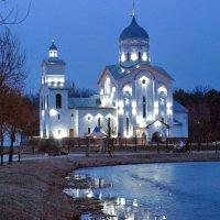 Гомель-церковь Александра Невского :: yuri zaitsev