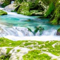 Горная река, Абхазия :: Андрей Володин