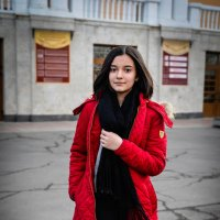 Анастасия. :: Агунда Плиева