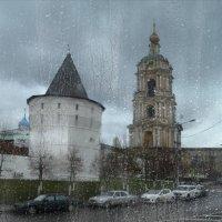 А там за окном дождь :: Marina Timoveewa