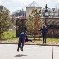 Открытие выставки Победа в ЦДХ - выступают казаки :: Николай Ефремов