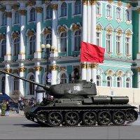 Т-34 :: Татьяна Петрова
