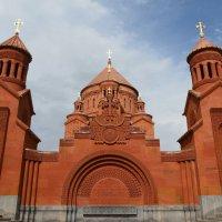 Церковь в Армении :: Оксана ♪