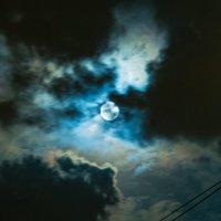Луна :: Марина Балашова