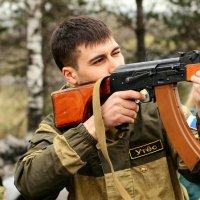 Под прицелом :: Дмитрий Арсеньев