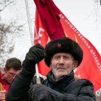 Мир, Труд, Май :: Sergey