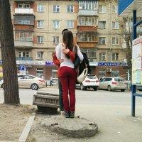 ...ростки нежности городских трущоб :: Сергей Андрейчук