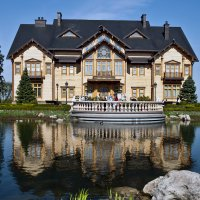 Simple House :: Roman Ilnytskyi