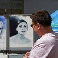 Блондинка или брюнетка? :: Valeriy(Валерий) Сергиенко