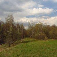 Еще одно любимое местечко :: Андрей Лукьянов