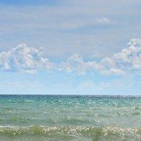 Трёхцветное море :: *ALISA* .