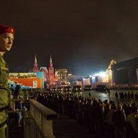 Репетиция парада 2015 :: Дмитрий Бубер