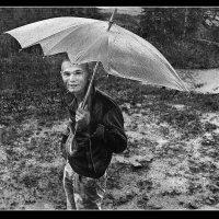 Человек Дождя :: Владимир Дядьков