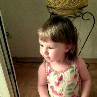 Внучка Кэт. :: Игорь