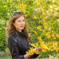 Автопортрет май 2015 :: aspirinka86 Спирина