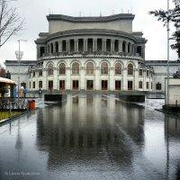 Национальный академический театр оперы и балета имени А. А. Спендиарова :: Levon Kiurkchian