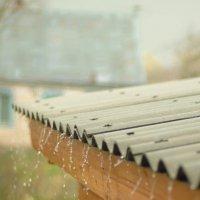 А дождь по крышам... :: Анна Никонорова