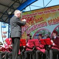 школьный духовой оркестр :: Юлия Мошкова