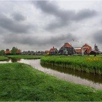 Заансе-Сханс— музей под открытым небом в муниципалитете Занстад в Нидерландах. :: Александр Вивчарик